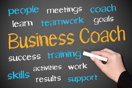 Business coach and law firms