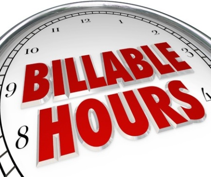 Law firm billable hour requirements