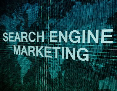 Law firm and page one on search engines